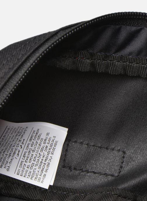 Herentassen Nike Nike Tech Small Items Bag Zwart achterkant