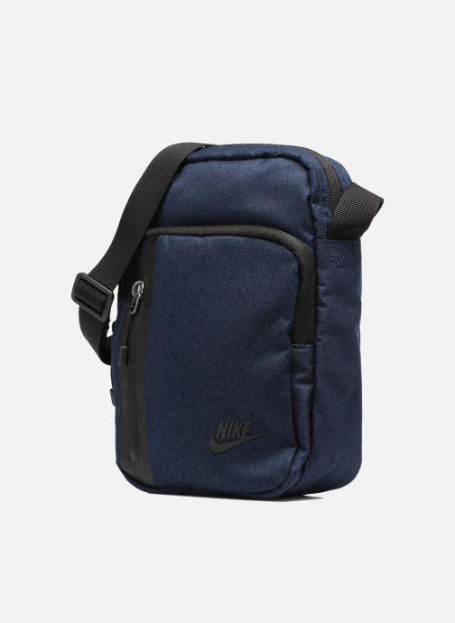 Bolsos de hombre Nike Nike Tech Small Items Bag Azul vista del modelo
