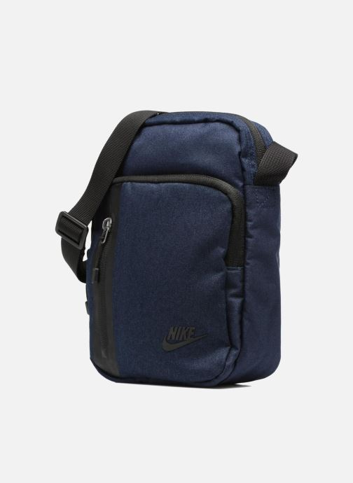 Herrentaschen Nike Nike Tech Small Items Bag blau schuhe getragen