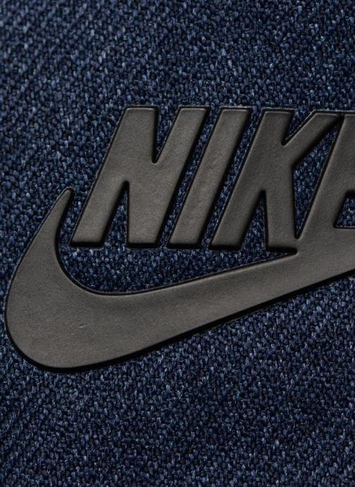 Bolsos de hombre Nike Nike Tech Small Items Bag Azul vista lateral izquierda