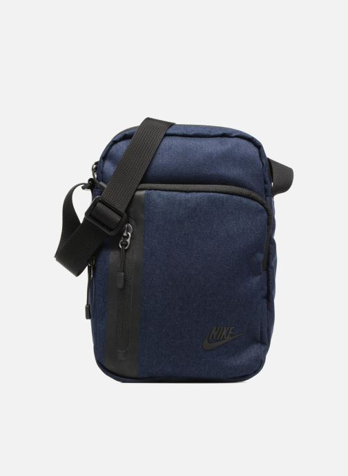 Bolsos de hombre Nike Nike Tech Small Items Bag Azul vista de detalle / par