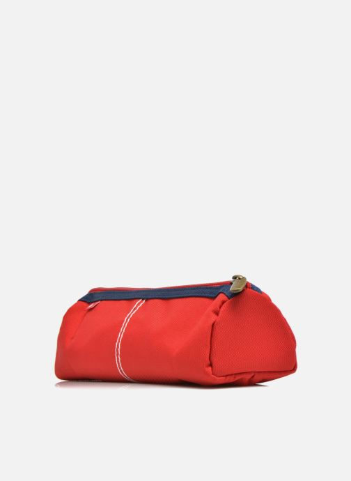 School bags Poids Plume Trousse triangle unie Red view from the right