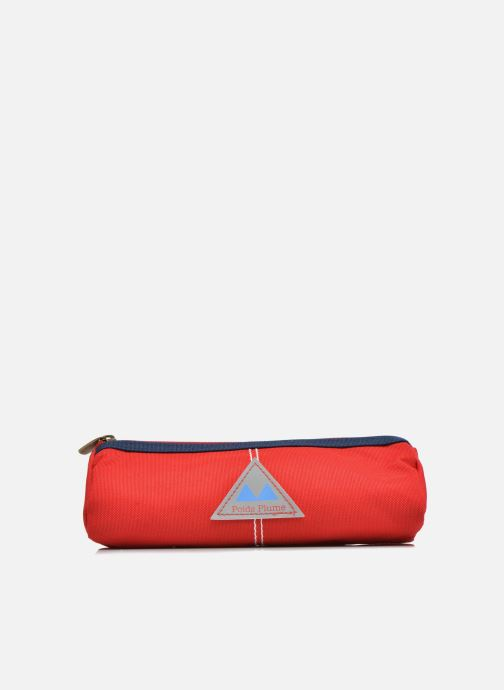 School bags Poids Plume Trousse triangle unie Red detailed view/ Pair view