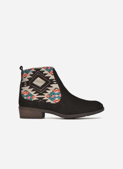 Bottines et boots Desigual Indian boho Noir vue derrière