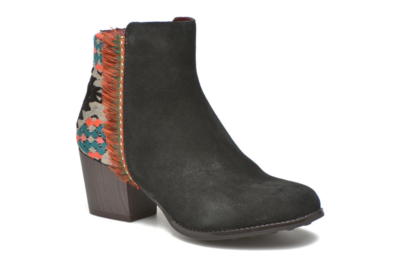 Nuevos mujeres, zapatos para hombres y mujeres, Nuevos descuento por tiempo limitado  Desigual Indian country (Negro) - Botines  en Más cómodo 4daeca