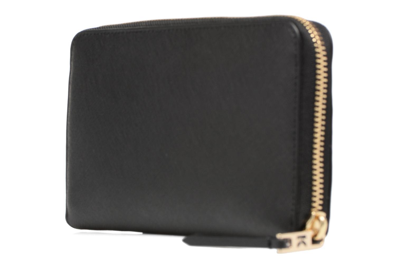 Petite Maroquinerie KARL LAGERFELD Klassic Wallet Noir vue droite