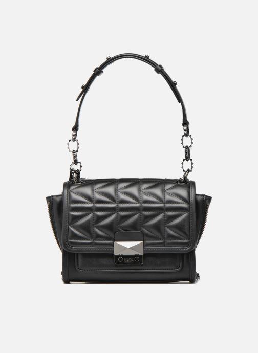 Handtassen KARL LAGERFELD Kuilted Mini Handbag Zwart links