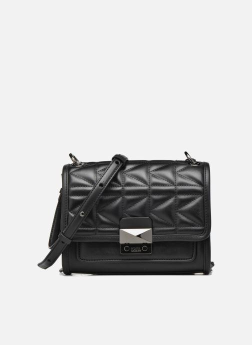 Handtassen KARL LAGERFELD Kuilted Mini Handbag Zwart detail