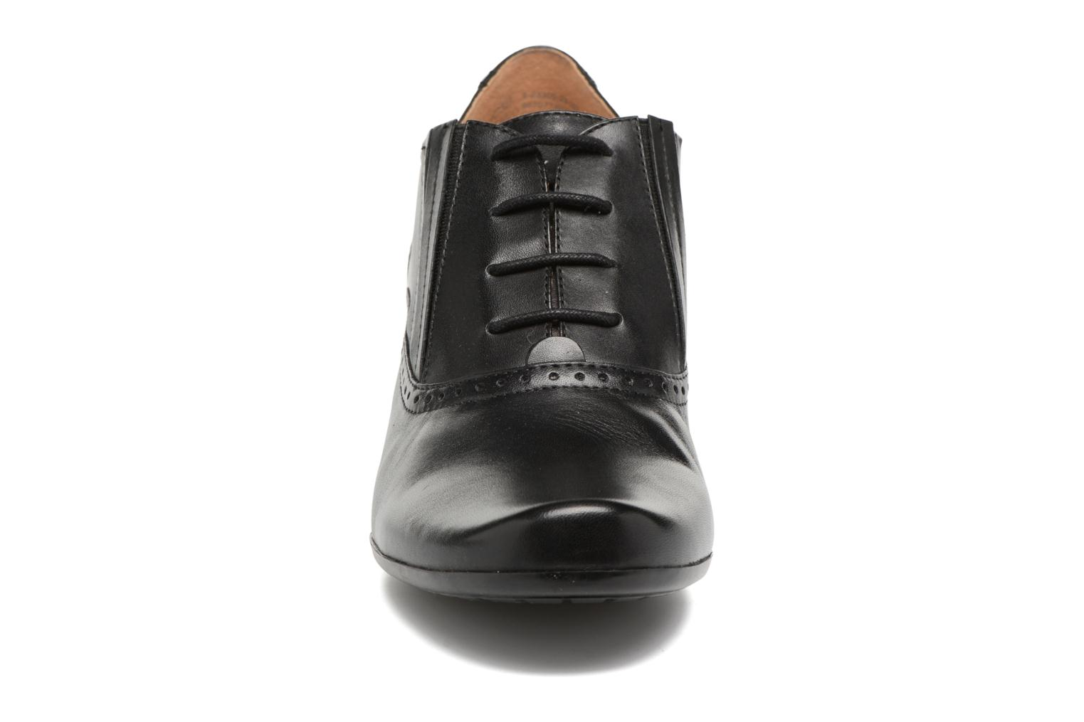 Lace-up shoes Caprice Shante Lace boot Black model view