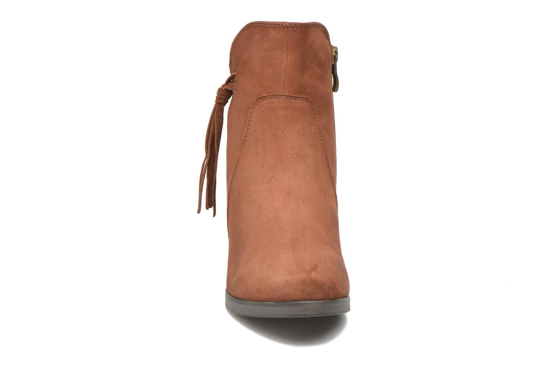 Bottines et boots Caprice Bella 2 Marron vue portées chaussures