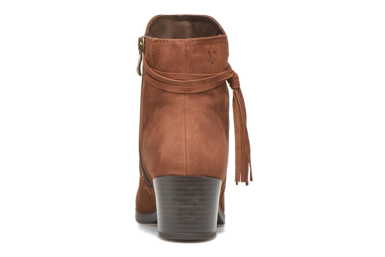 Bottines et boots Caprice Bella 2 Marron vue droite