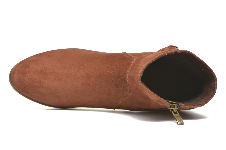 Bottines et boots Caprice Bella 2 Marron vue gauche