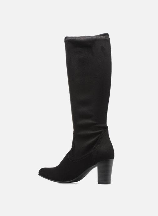 Laarzen Caprice Britt Sleek Zwart voorkant