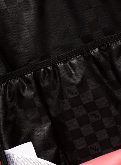 Sacs à dos Vans REALM Rose vue derrière
