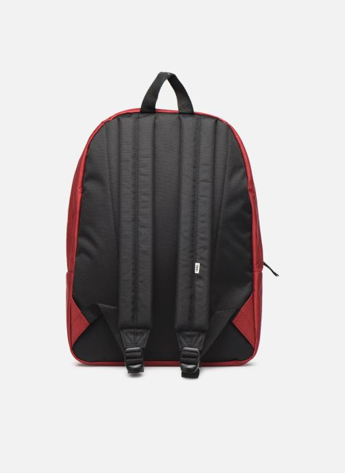 Rucksacks Vans REALM Red front view