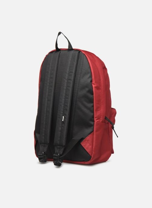Rucksacks Vans REALM Red view from the right