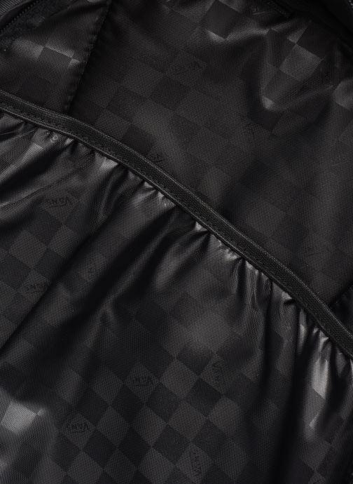 Rucksäcke Vans REALM schwarz ansicht von hinten