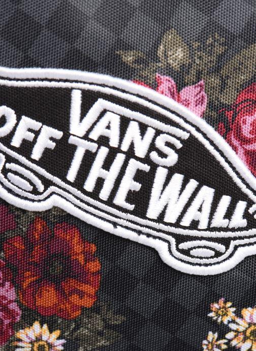 Rucksäcke Vans REALM schwarz ansicht von links