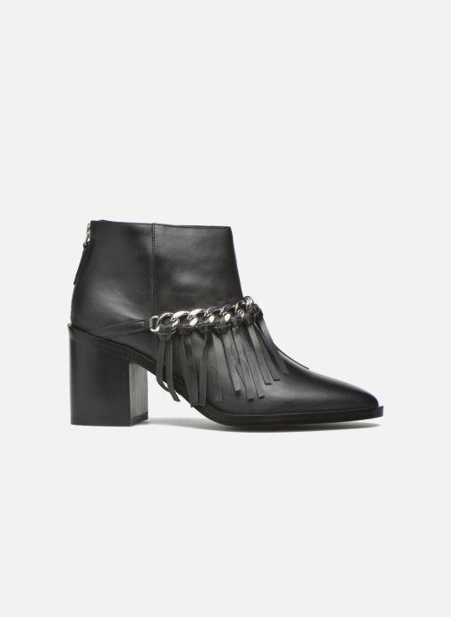 Bottines et boots SENSO Halia Noir vue derrière