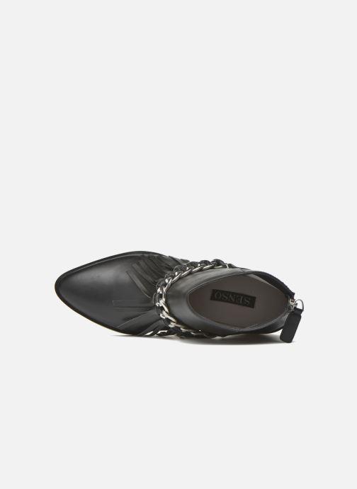 Bottines et boots SENSO Halia Noir vue gauche