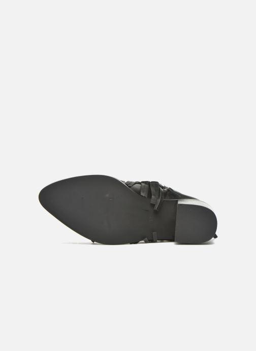 Bottines et boots SENSO Halia Noir vue haut