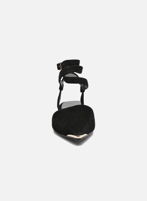 Sandales et nu-pieds SENSO Fleur II Noir vue portées chaussures