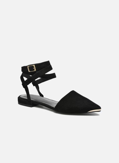 Sandales et nu-pieds SENSO Fleur II Noir vue détail/paire