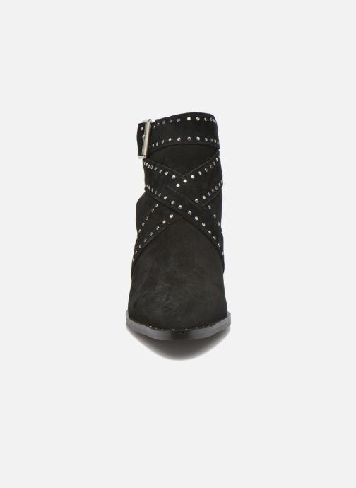 Bottines et boots SENSO Haig II Noir vue portées chaussures