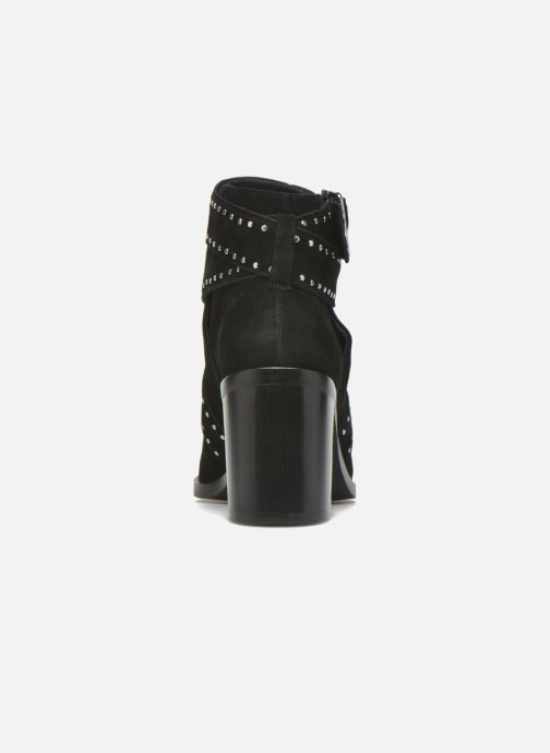 Bottines et boots SENSO Haig II Noir vue droite