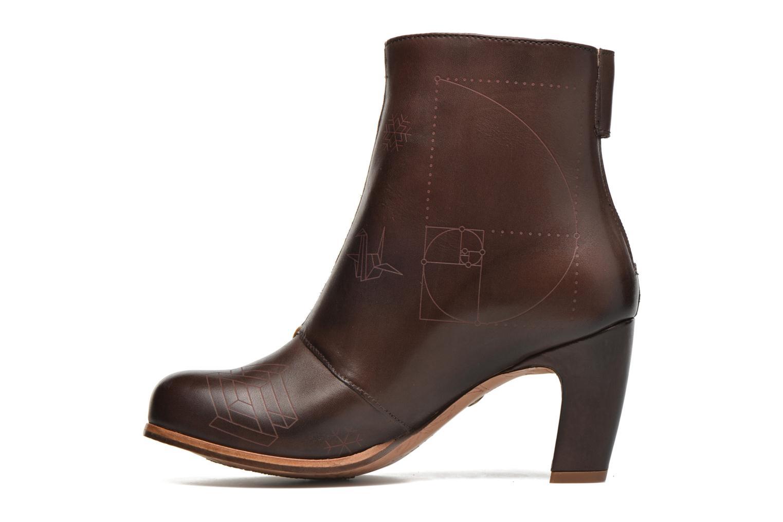 Bottines et boots Neosens Altesse S572 Marron vue face