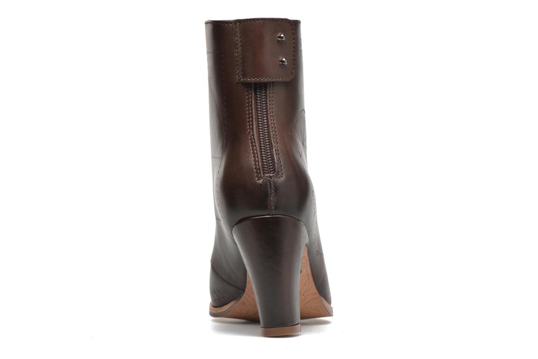 Bottines et boots Neosens Altesse S572 Marron vue droite