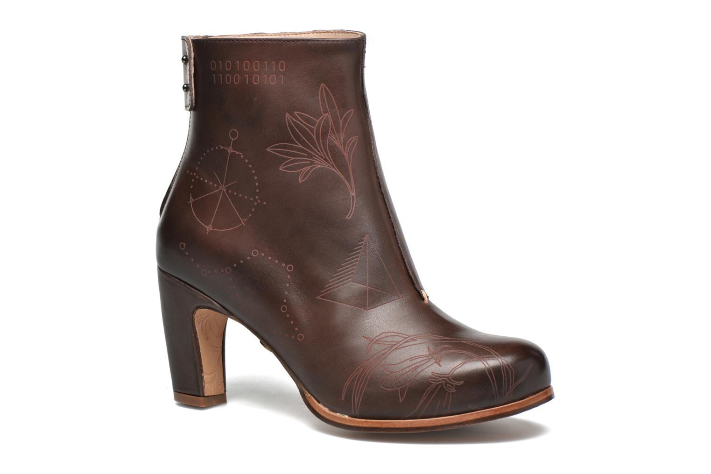 Bottines et boots Neosens Altesse S572 Marron vue détail/paire
