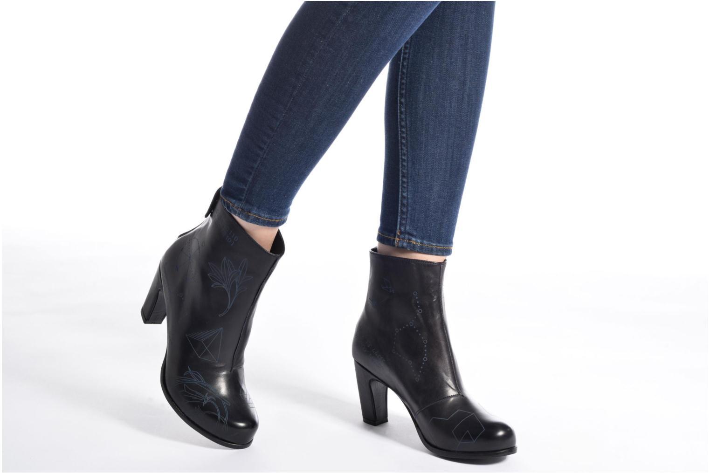 Bottines et boots Neosens Altesse S572 Noir vue bas / vue portée sac