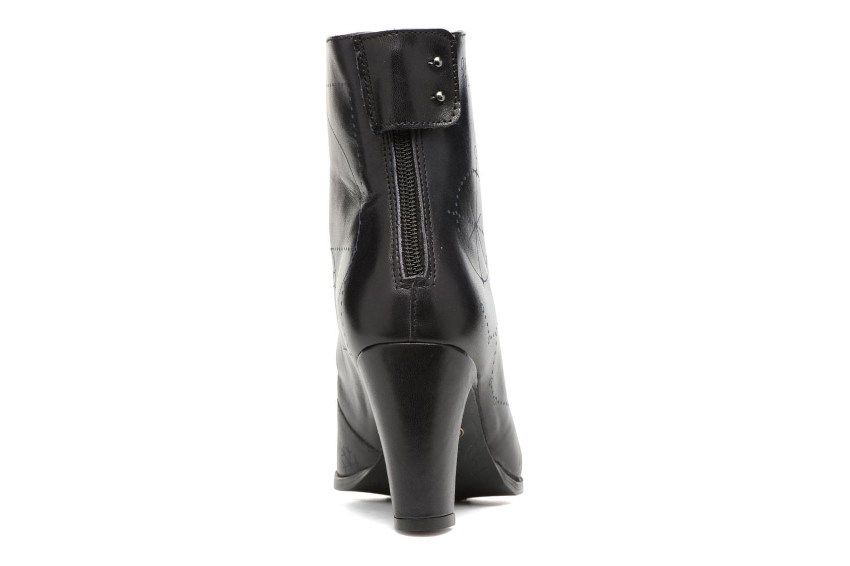 Bottines et boots Neosens Altesse S572 Noir vue droite
