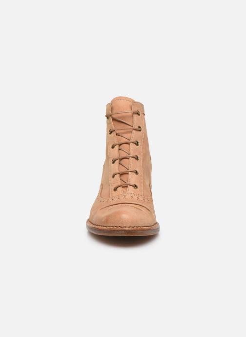 Bottines et boots Neosens Rococo S865 Beige vue portées chaussures