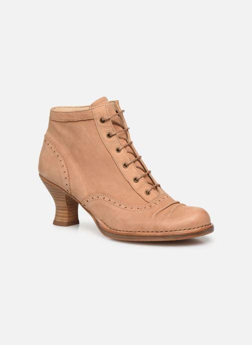 Bottines et boots Neosens Rococo S865 Beige vue détail/paire