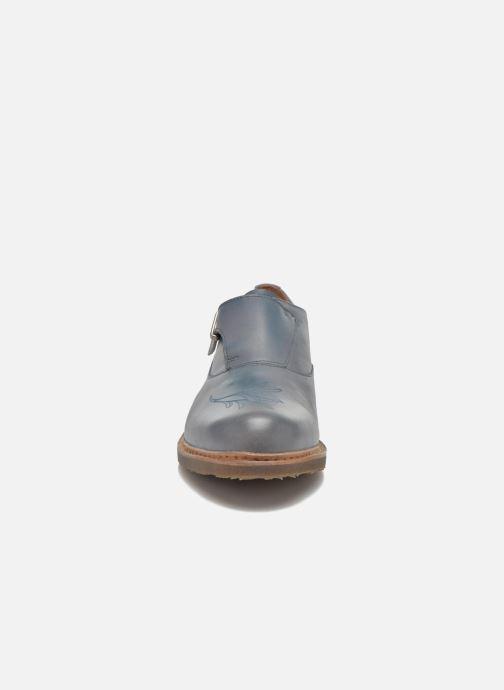 Mocassins Neosens Hondarribi S909 Gris vue portées chaussures