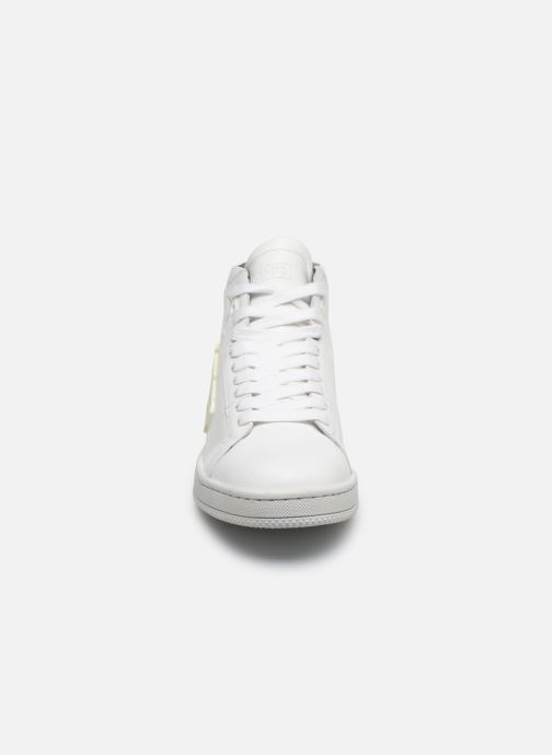 Baskets Kenzo Tearx Blanc vue portées chaussures
