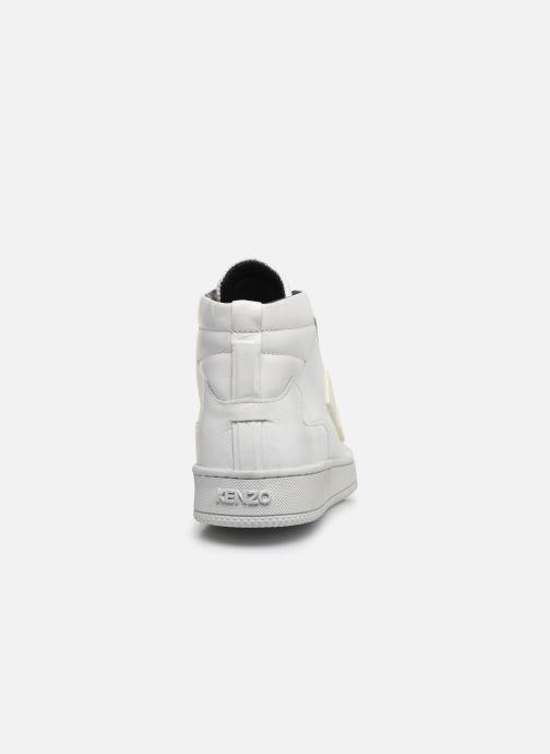 Baskets Kenzo Tearx Blanc vue droite