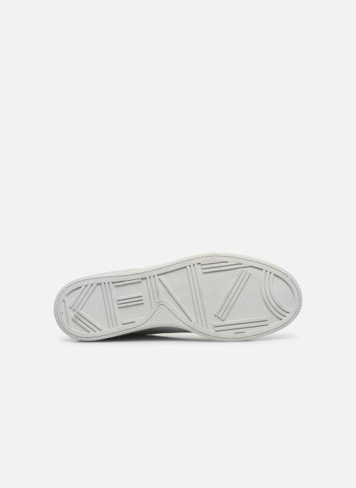 Baskets Kenzo Tearx Blanc vue haut