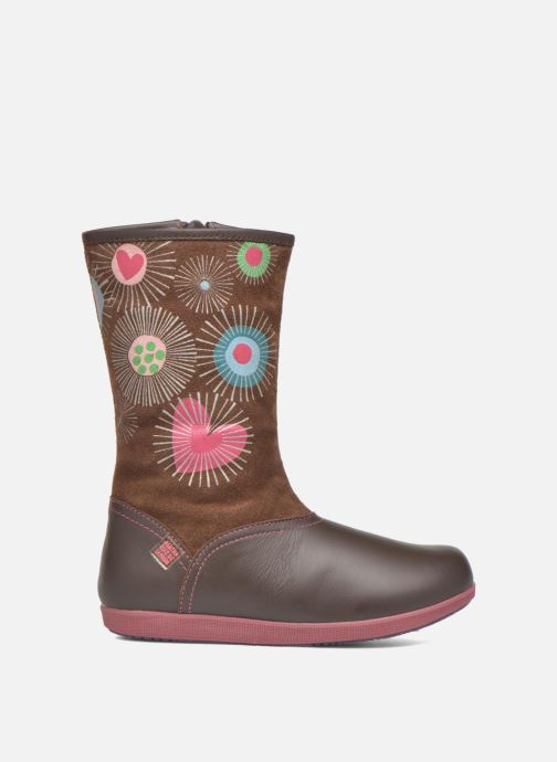 Støvler & gummistøvler Agatha Ruiz de la Prada Swing Brun se bagfra