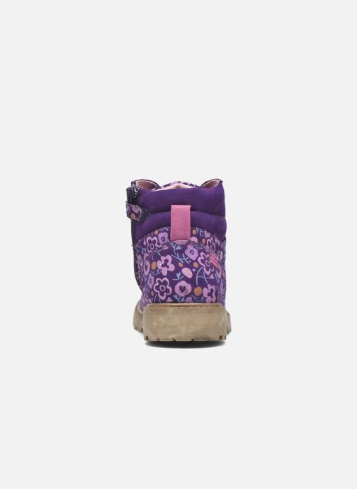 Bottines et boots Agatha Ruiz de la Prada Dessert Agatha 2 Violet vue droite