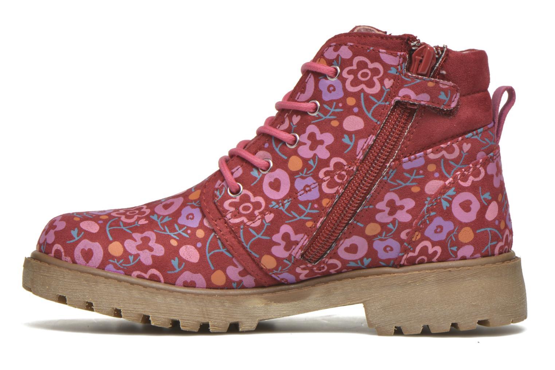 Bottines et boots Agatha Ruiz de la Prada Dessert Agatha 2 Rouge vue face