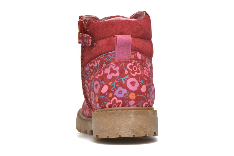 Bottines et boots Agatha Ruiz de la Prada Dessert Agatha 2 Rouge vue droite