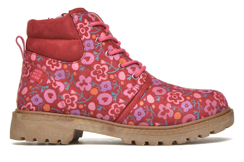 Bottines et boots Agatha Ruiz de la Prada Dessert Agatha 2 Rouge vue derrière