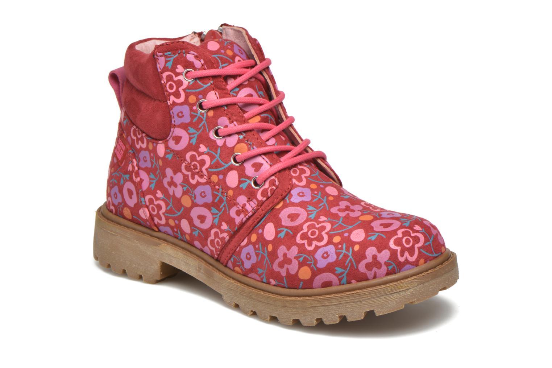 Bottines et boots Agatha Ruiz de la Prada Dessert Agatha 2 Rouge vue détail/paire