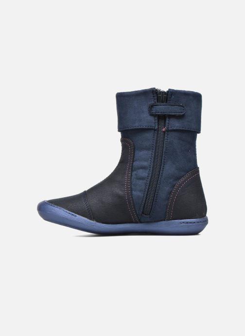 Boots & wellies Agatha Ruiz de la Prada Clever Boots 1 Blue front view