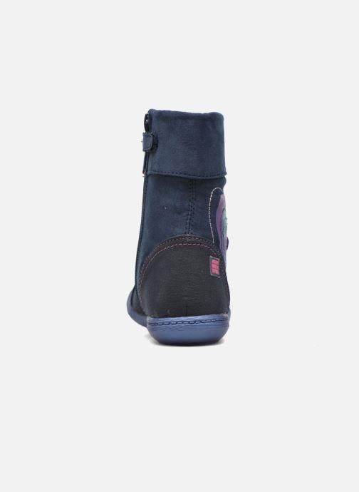 Bottes Agatha Ruiz de la Prada Clever Boots 1 Bleu vue droite