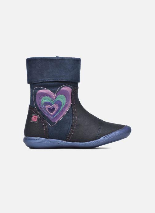 Bottes Agatha Ruiz de la Prada Clever Boots 1 Bleu vue derrière