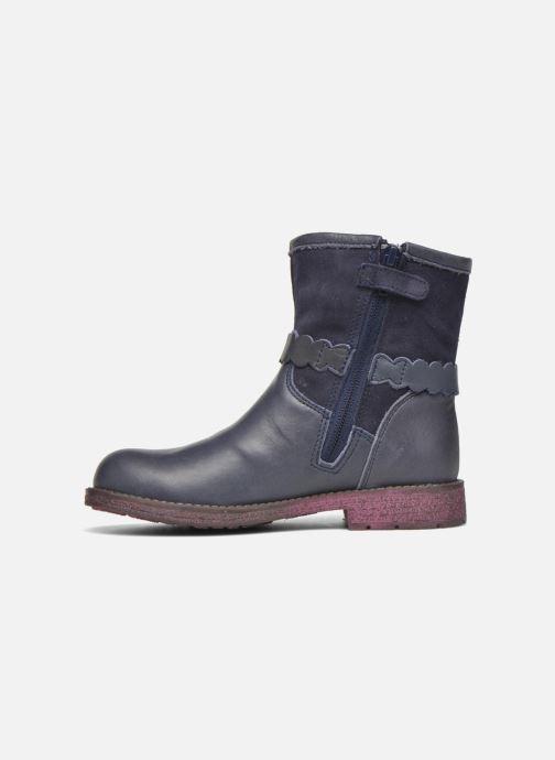Bottines et boots Agatha Ruiz de la Prada Vagabunda Agatha 2 Bleu vue face